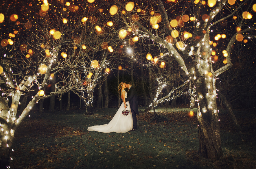 Winter Weddings at The Barn at Willerby Hill